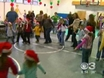 Philadelphia Police Host Family Holiday Party