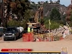 Homes Damaged in La Jolla Landslide Demolished