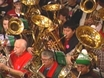 Over 100 Tuba Players Toot Out Holiday Tunes