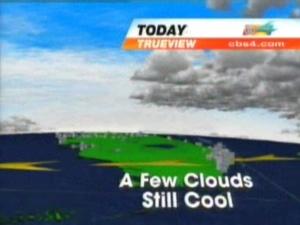 CBS4.COM Weather @ Your Desk Tuesday 12/18/07 9A