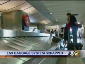 LAX Scraps Baggage Handling System Plans