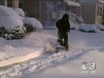 Freezing Winds, Heavy Snow Blanket Northeast