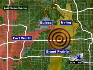 2 Small Quakes Shake North Texas