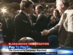 Pay To Play? The Governor's Campaign War Chest