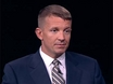 Erik Prince, Chairman, CEO and Founder, Blackwater USA, discusses the duty of Blackwater agents in Iraq.