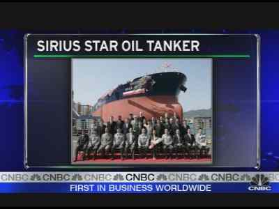 Sirius Star Oil Tanker