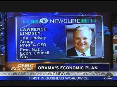 Obama Economic Plan