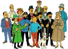 Spielberg, Jackson Tag Team on Tintin(E! Online)