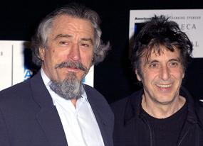 Pacino, De Niro: A Righteous Pairing(E! Online)