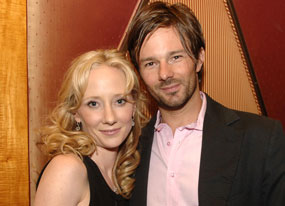 Anne Heche's Hubby: Custody for Me, Psych Eval for Her(E! Online)