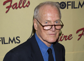 Paul Newman Exits Stage Right(E! Online)