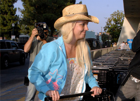 Britney's Dispatch from the Edge(E! Online)