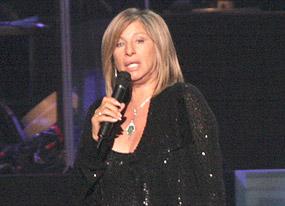 Streisand's Roman Holiday(E! Online)