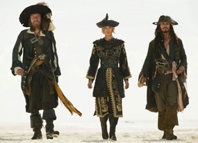 A Pirates Holiday(E! Online)