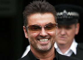 George Michael, Medicated Motorist(E! Online)