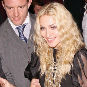 Madonna, Guy Granted Quickie Divorce
