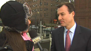 County Exec Suozzi on Life in Nassau