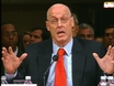 U.S. Treasury Secretary Henry Paulson urged Congress to act swiftly to put in place a $700 billion financial system bailout, warning delay would put the economy at risk.