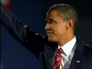 Obama wins U.S presidency