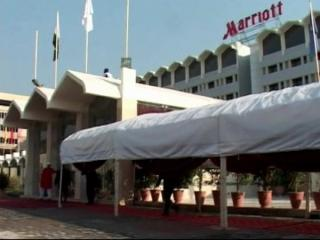 Islamabad hotel reopens after blast