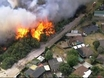 Bushfires threaten Aussie homes