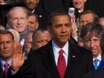 Barack Obama sworn in as President