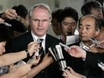 Hill visits Pyongyang