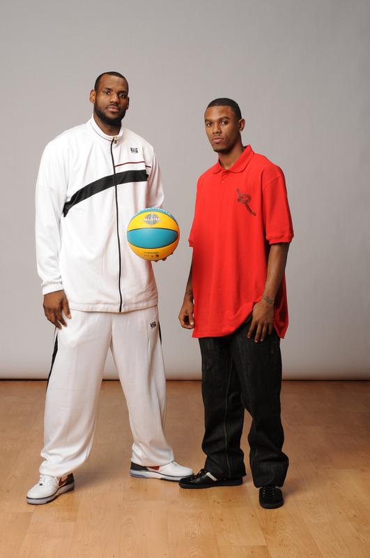 Daniel Gibson And Lebron James