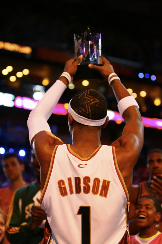 Daniel Gibson - MVP
