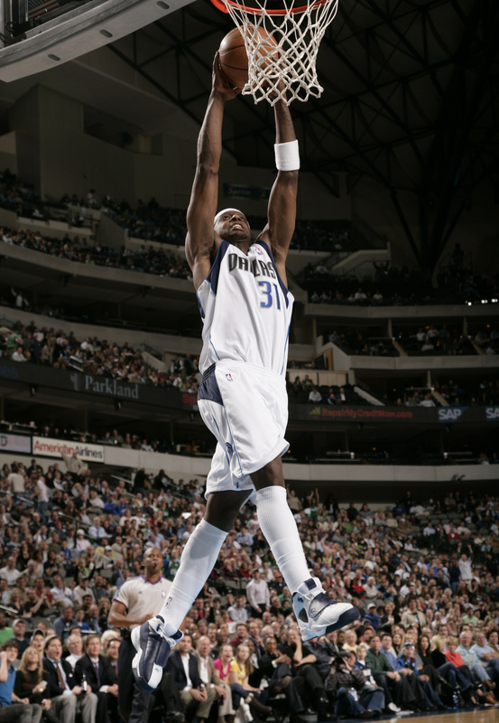 Jason Terry Jump in the Air